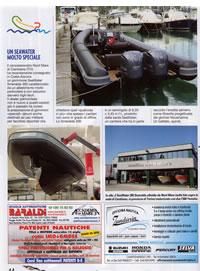 UN SEAWATER MOLTO SPECIALE (da Il GOMMONE)